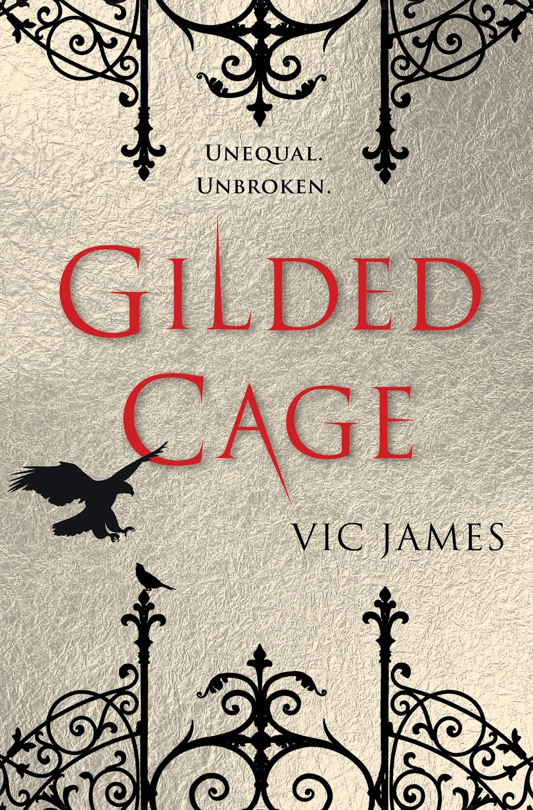 Gilded Cage (Dark Gifts, #1) by Vic James