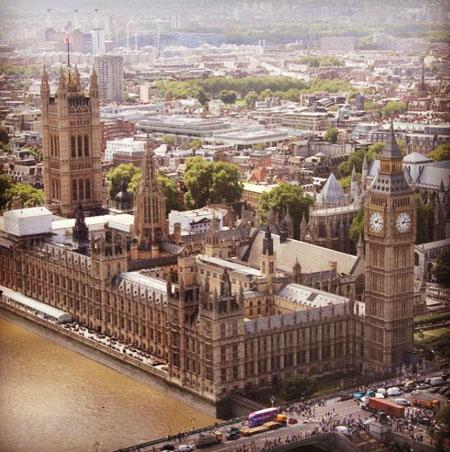London, August 2015