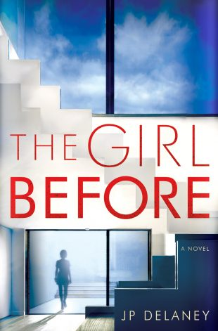 Book Review:  The Girl Before by J. P. Delaney