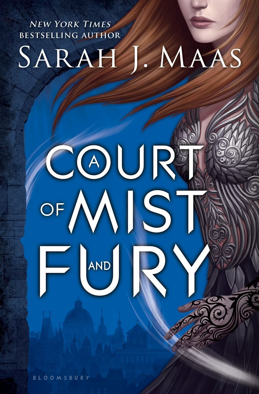 A Court of Mist and Fury (A Court of Thorns and Roses, #2) by Sarah J. Maas