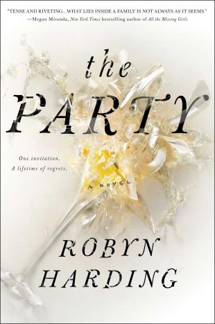 ARC Review:  The Party by Robyn Harding