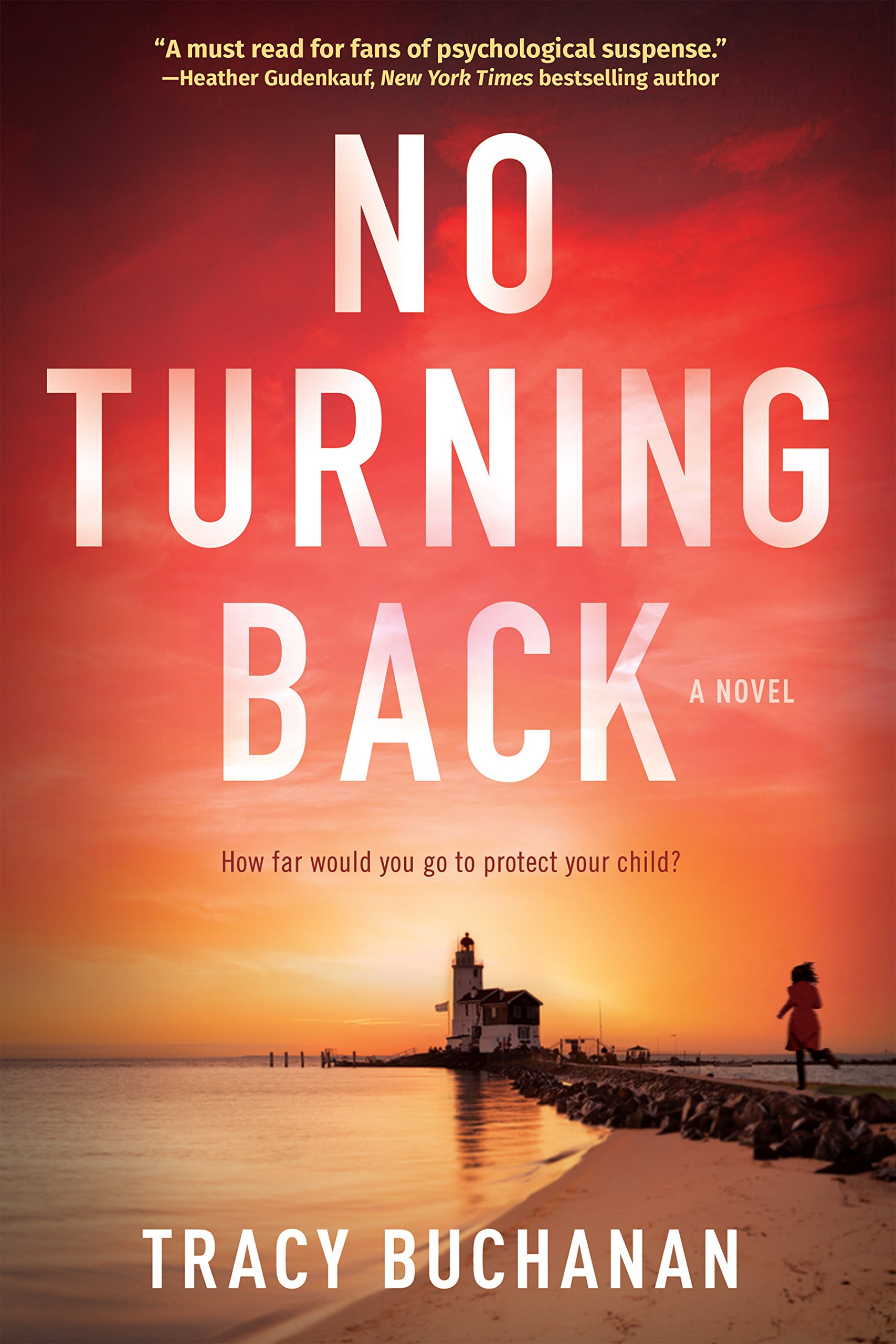 No Turning Back by Tracy Buchanan