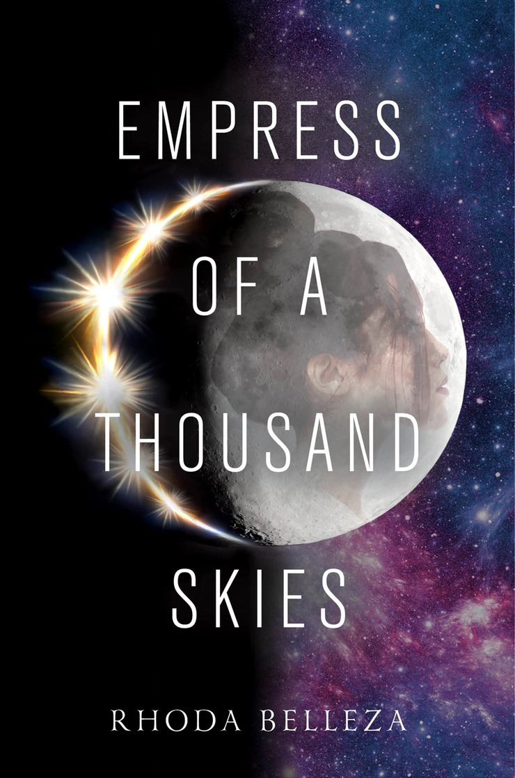 Empress of a Thousand Skies (Empress of a Thousand Skies, #1) by Rhoda Belleza