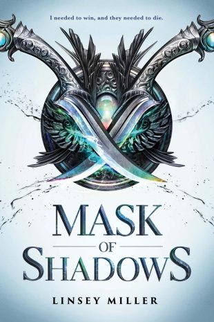ARC Review – Mask of Shadows