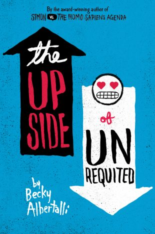 Book Review:  The Upside of Unrequited by Becky Albertalli