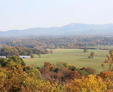 Virginia in Autumn