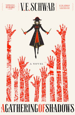 Book Review:  A Gathering of Shadows by V. E. Schwab