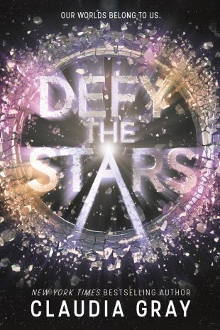 ARC Review of Defy the Stars by Claudia Gray