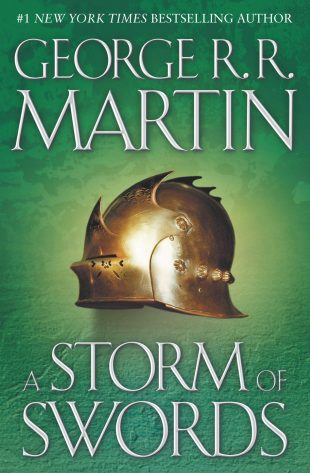 #BeatTheBacklist Book Review:  A Storm of Swords by George R.R. Martin