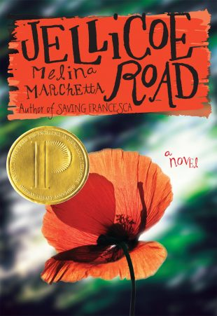 Beat the Backlist Book Review for Jellicoe Road