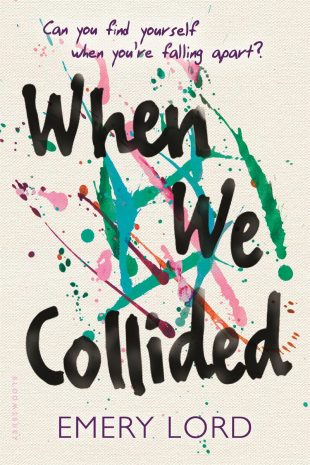 Beat the Backlist Book Review:  When We Collided by Emery Lord