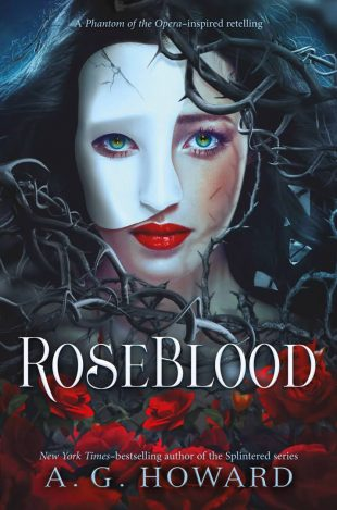 Book Review:  Roseblood