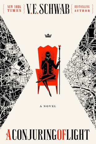 Book Review: A Conjuring of Light by V.E. Schwab