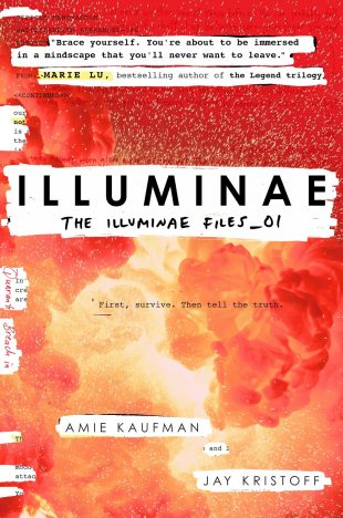 Book Review:  Illuminae