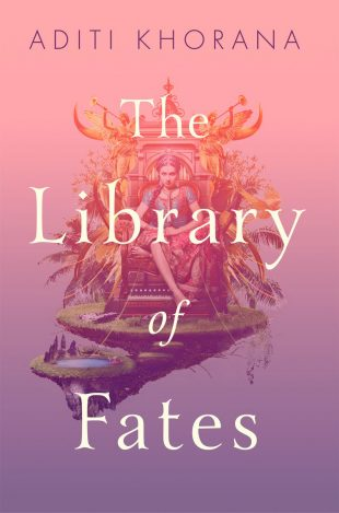 ARC Review:  The Library of Fates