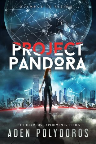 Blog Tour:  Project Pandora by Aden Polydoros – Review & Giveaway
