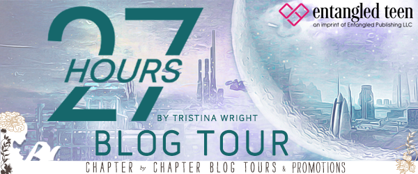 Chapter by Chapter Blog Tour – 27 HOURS Book Review & Giveaway