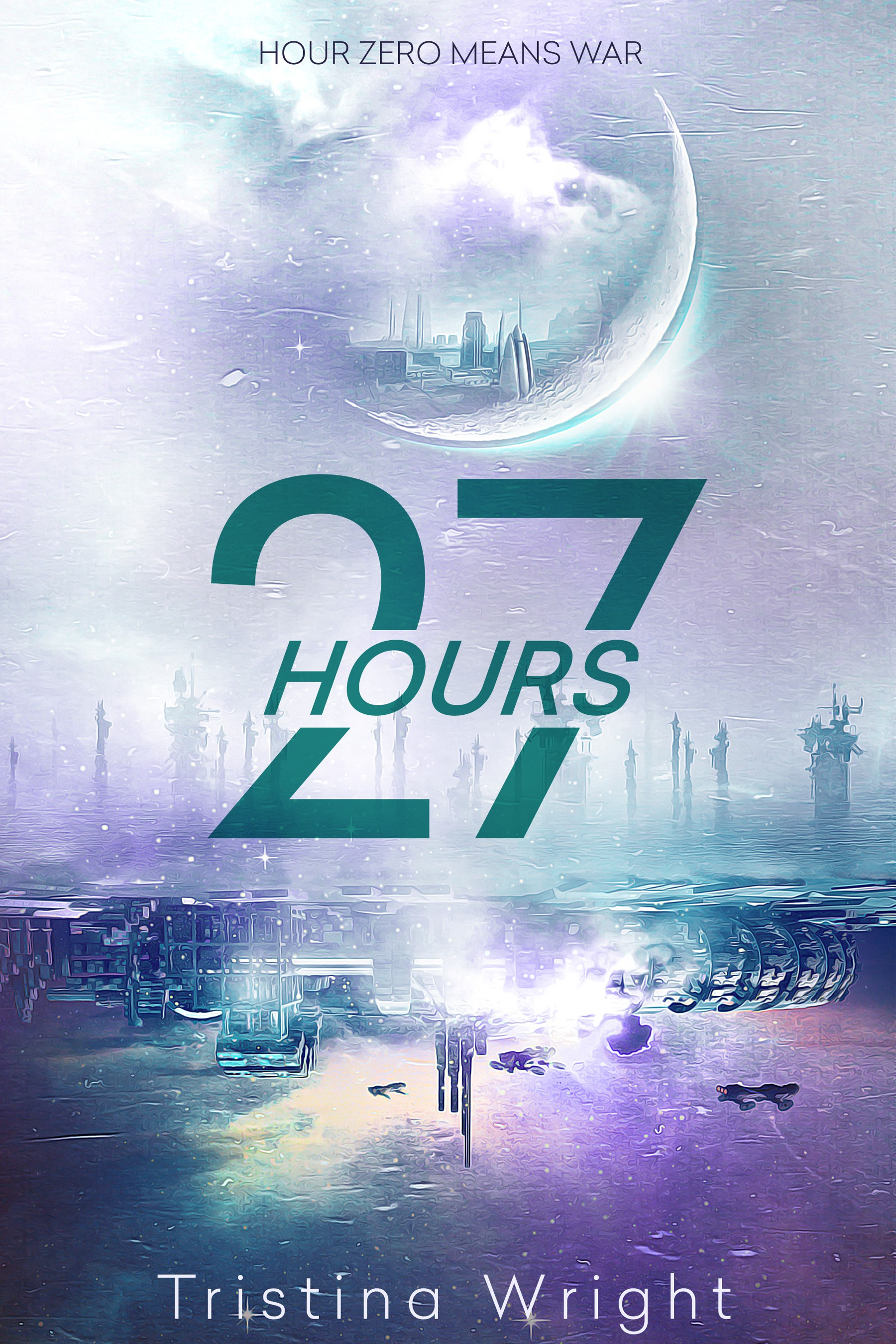 27 Hours (The Nightside Saga, #1) by Tristina Wright