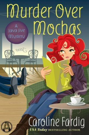ARC Review:  Murder Over Mochas