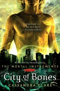 Backlist Briefs:  Mini Reviews for CITY OF BONES & THE CHILD