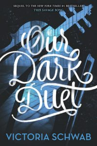 Backlist Briefs – Mini Reviews for WINTER and OUR DARK DUET