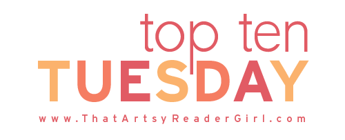 Image result for top 10 tuesday