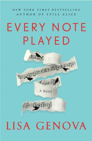 Review:  EVERY NOTE PLAYED by Lisa Genova