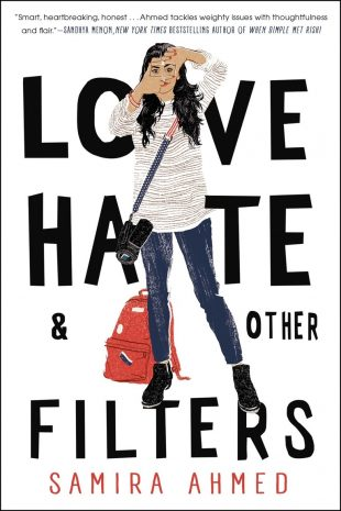 Review:  LOVE, HATE & OTHER FILTERS by Samira Ahmed