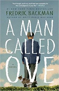 A Man Called Ove by Fredrik Backman, Henning Koch