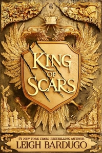 King of Scars (Nikolai Duology, #1) by