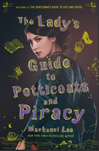 Mini Reviews for THRONE OF GLASS & THE LADY'S GUIDE TO PETTICOATS AND PIRACY