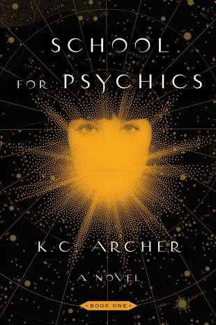 Review:  SCHOOL FOR PSYCHICS