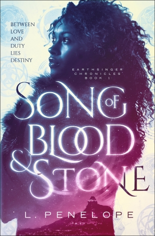 Blog Tour Book Review:  SONG OF BLOOD & STONE