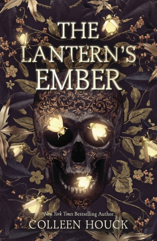 Blog Tour – Review & Giveaway for THE LANTERN'S EMBER by Colleen Houck