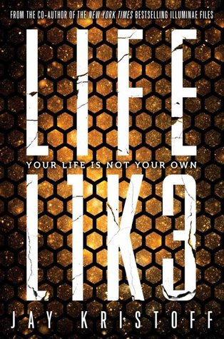 Blog Tour – Review & Giveaways: LIFEL1K3 by Jay Kristoff