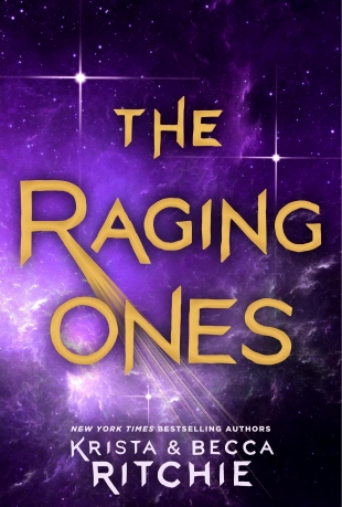 Blog Tour – Review for THE RAGING ONES