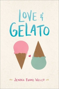 Backlist Briefs – Mini Reviews for LETTERS TO THE LOST and  LOVE & GELATO