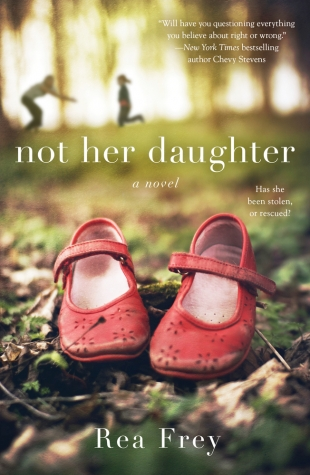 Early Review:  NOT HER DAUGHTER