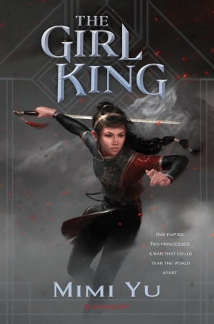 Early Review:  THE GIRL KING