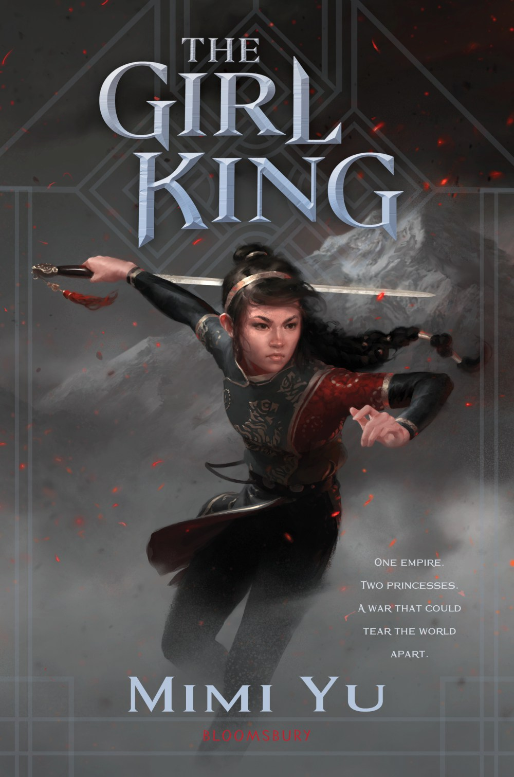The Girl King  by Mimi Yu