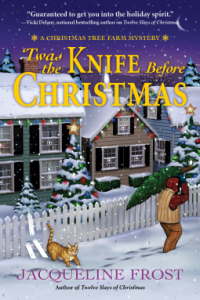 Mini Reviews:  'TWAS THE KNIFE BEFORE CHRISTMAS & A CHRISTMAS REVELATION