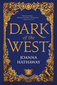 Early Reviews:  DARK OF THE WEST & COURTING DARKNESS