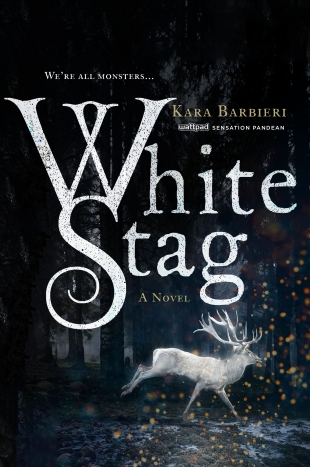 Blog Tour Book Review:  WHITE STAG by Kara Barbieri