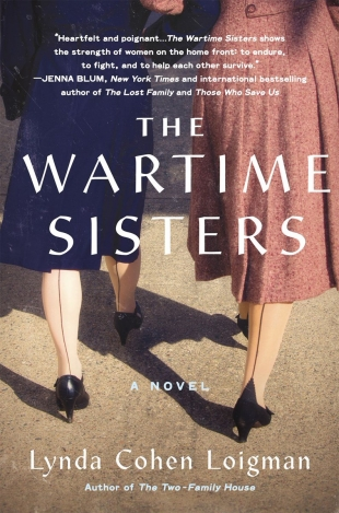 Early Review:  THE WARTIME SISTERS