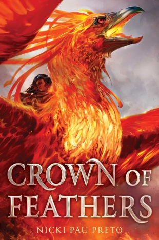 Review:  CROWN OF FEATHERS