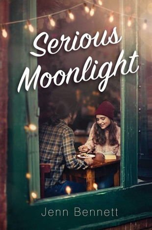 Early Review:  SERIOUS MOONLIGHT by Jenn Bennett