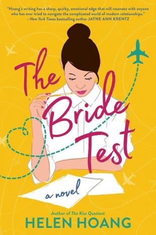 Early Review:  THE BRIDE TEST by Helen Hoang