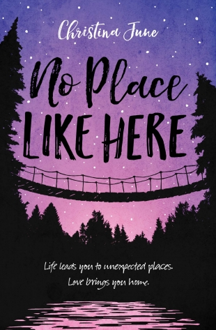 Review:  NO PLACE LIKE HERE by Christina June
