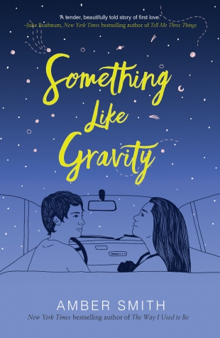 Book Review & Giveaway: SOMETHING LIKE GRAVITY by Amber Smith