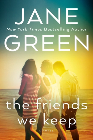 Review:  THE FRIENDS WE KEEP by Jane Green